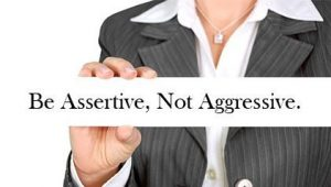 Assertiveness at Work Masterclass