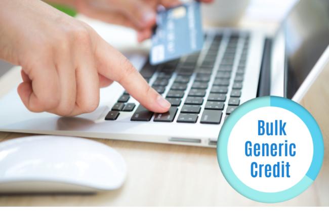 Generic Credit
